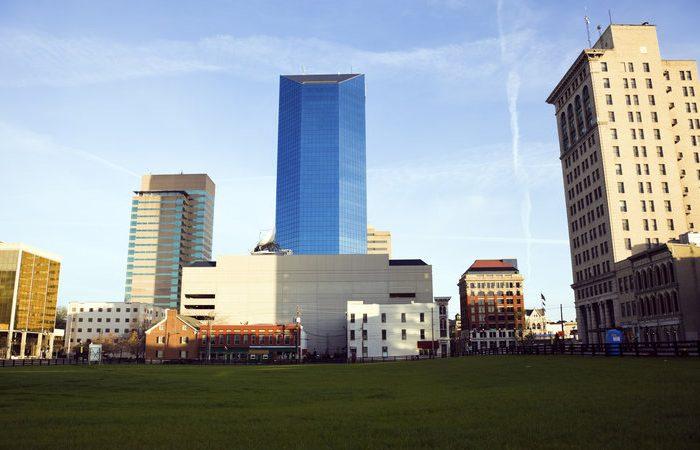 Downtown Lexington Kentucky