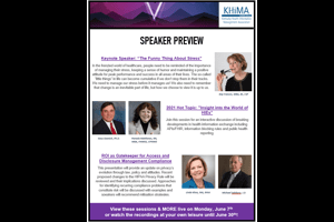 Register by April 30th for Early Bird Pricing | KHIMA Annual Meeting